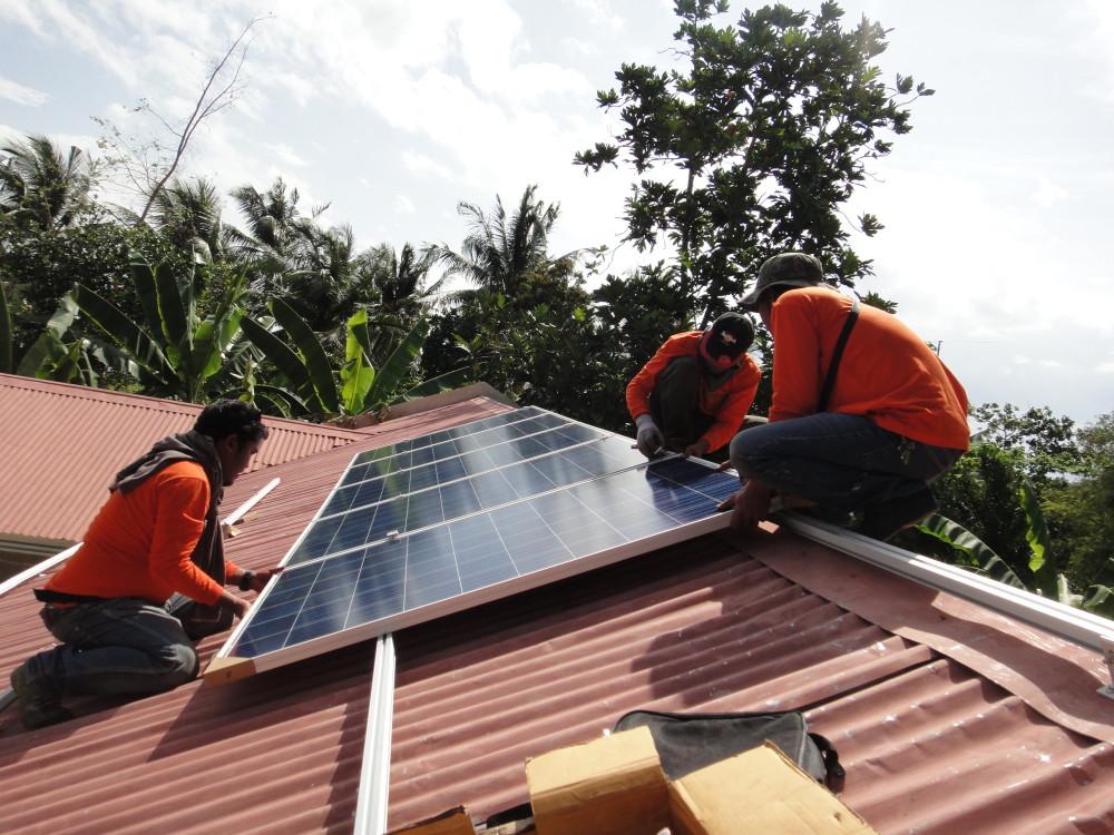 Tague Residence Ams Solar